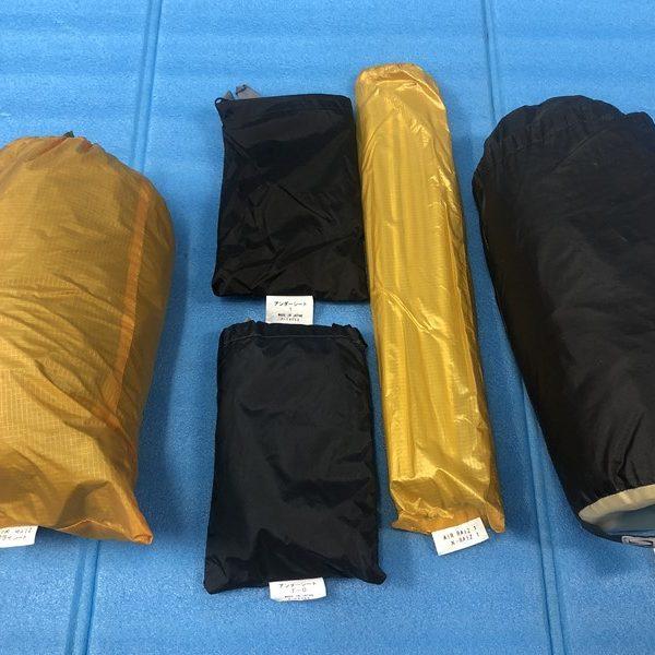 ARAI アライテント RIPEN AIR RAIZ 1 一人用テント
