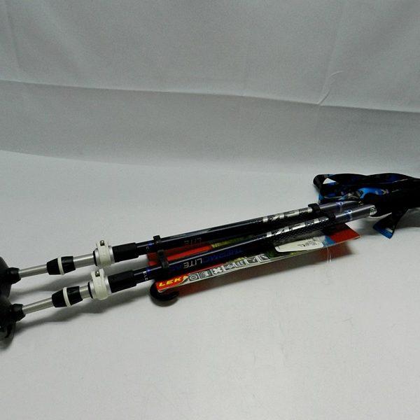 LEKI レキ SPD2サーモライトSA 660 ブルー ペア