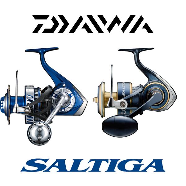 【買取強化中!】ダイワ(DAIWA)/リール/ソルティガ(SALTIGA)