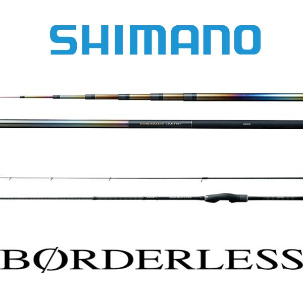 【買取強化中!】シマノ(SHIMANO)/ロッド/ボーダーレス(BORDERLESS)