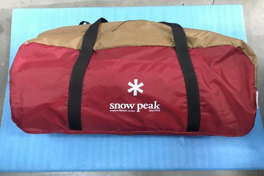 SNOWPEAK メッシュシェルター 4人用 TP-920R