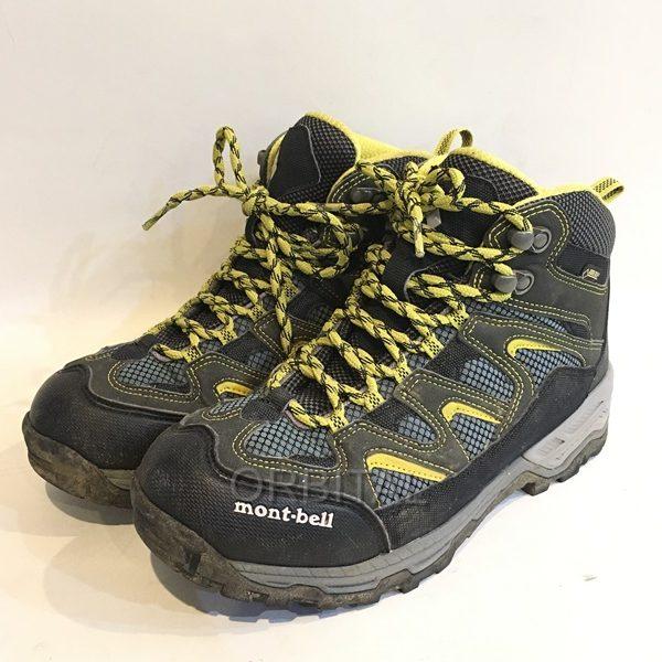 モンベル mont-bell トレッキングキングブーツ シューズ 登山靴 メンズ 26㎝