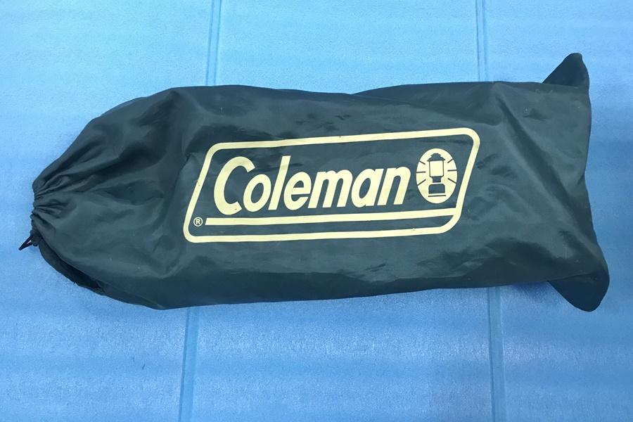 Coleman コールマン ウッドロールテーブル 50 ローテーブル