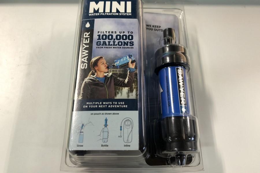 SAWYER ソーヤー MINI SP128 浄水器