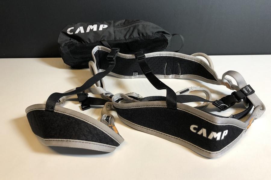 CAMP カンプ BLITZ ハーネス XS-M