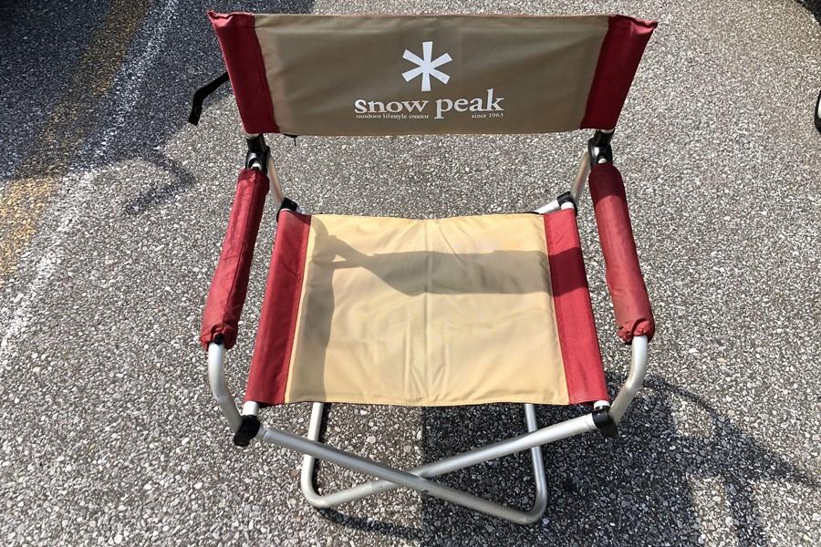 snow peak スノーピーク FDチェア
